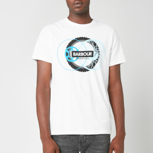 Barbour International Men's Reaction T-Shirt - White