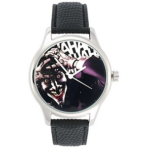 DC Comics Watches DC Batman The Killing Joke