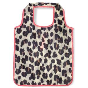 Kate Spade New York Reusable Shopper Tote Bag - Forest Feline