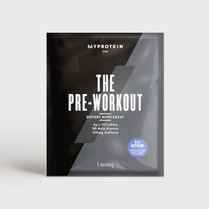 THE Pre-Workout (Amostra)