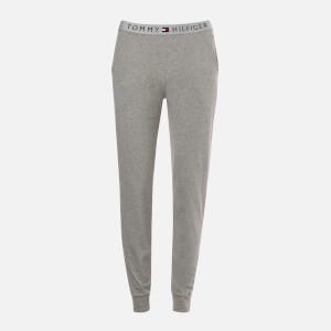 Tommy Hilfiger Women's Tommy Original Cuffed Sweatpants - Grey Heather