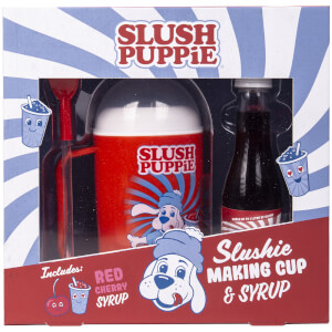 Fizz Creations Slush Puppie Mixing Set Red Cherry