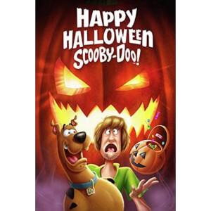Happy Halloween, Scooby Doo!