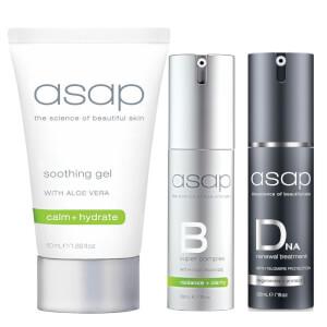 asap Soothing Facial Bundle