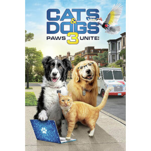 Cats and Dogs 3: Paws Unite!