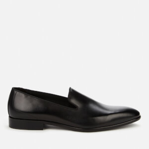Kurt Geiger London Men's Fabio Leather Loafers - Black