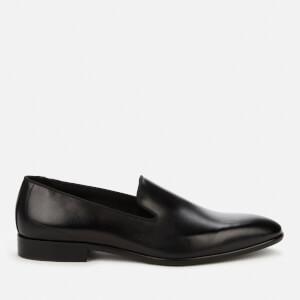 Kurt Geiger London Men's Fabio Leather Loafers - Black