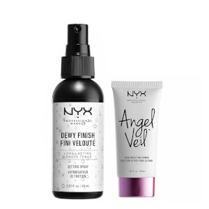 NYX Professional Makeup Silky Dew Prime & Set