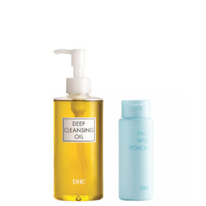 DHC Exfoliating Double Cleanse Duo