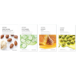 THE FACE SHOP Sheet Mask Set for Dry Skin