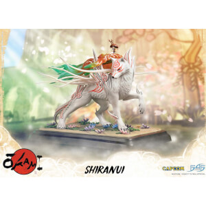 First 4 Figures Okami Amaterasu (Shiranui) RESIN Statue
