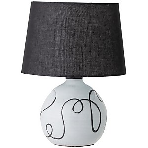 Bloomingville Table Lamp - Grey