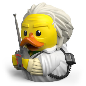 Back to the Future Collectible Tubbz Duck - Doc Brown