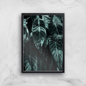 Kubistika The Jungle Giclee Art Print