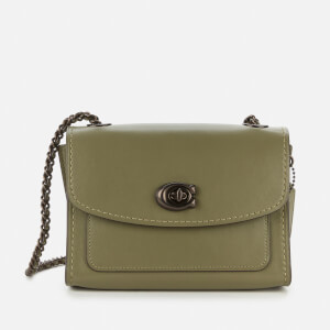Coach Women's Parker 18 Shoulder Bag - Light Fern