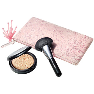 MAC Firelit Kit: Gold (Worth £61.00)
