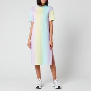 Olivia Rubin Women's Beanie Dress - Pastel Tie Dye