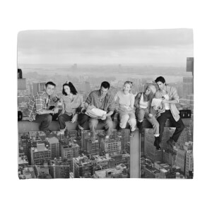 Friends Crane Fleece Blanket