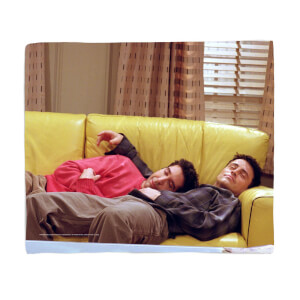 Friends The One With The Nap Fleece Blanket