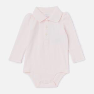 Polo Ralph Lauren Girls' Long Sleeve Vest - Pink