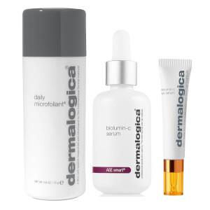 Dermalogica Bright and Glassy Skin Set