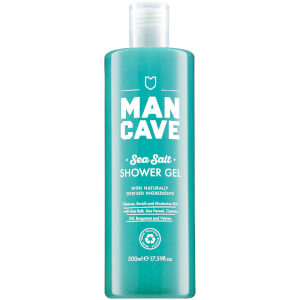 ManCave Sea Salt Shower Gel 500ml