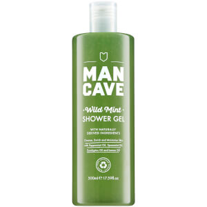 ManCave Wild Mint Shower Gel 500ml