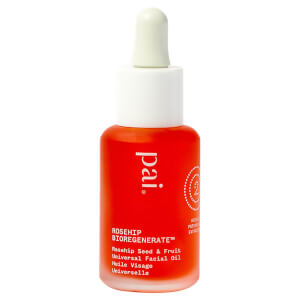 Pai Skincare Rosehip Bioregenerate Rosehip Seed and Fruit Universal Face Oil 1oz