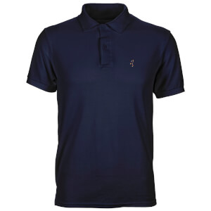 Jurassic Park Mr DNA Unisex Polo - Navy