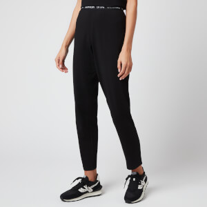 Calvin Klein Women's Logo Sleep Pants - Black