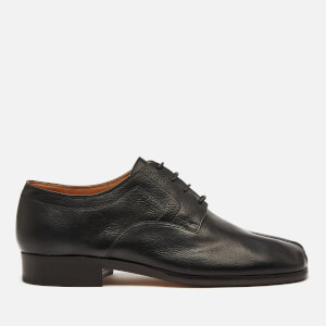 Maison Margiela Men's Tabi Lace Up Shoes - Black