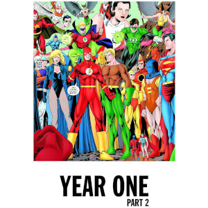 ZW-DC-Book JLA Year One Part 2 Book