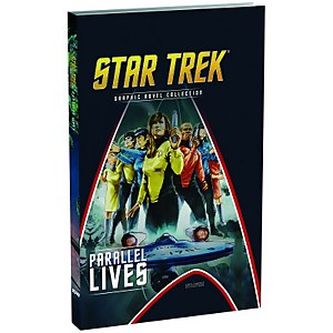 ZX-Star Trek Graphic Novels Star Trek 25-30