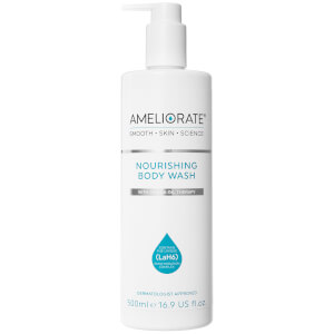 AMELIORATE Nourishing Body Wash 500ml