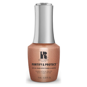 Red Carpet Manicure LED Fortify and Protect Very Versailles Gel Polish 9ml