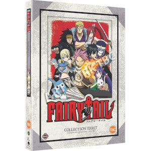 Fairy Tail Collection 8 (Episodes 165-187)