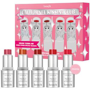 benefit California Kissin' Club Lip Gift Set (Worth £46.25)