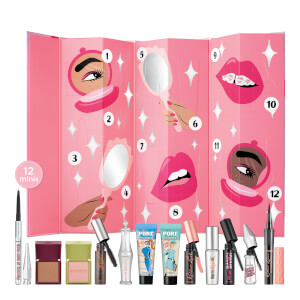 benefit Shake Your Beauty 12 Day Advent Calendar (Worth £125.02)