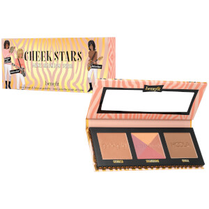 benefit Cheek Stars Mini Reunion Tour Blush and Bronzer Palette (Worth £43.50)