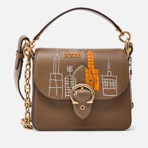 Coach 1941 Women's Coach X Basquiat Mecca Beat Shoulder Bag 18 - Elm