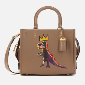 Coach 1941 Women's Coach X Basquiat Rogue Bag 25 - Elm