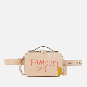 Coach 1941 Women's Coach X Basquiat Famous Alie Belt Bag - Ivory