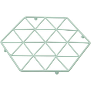 Vertex Trivet - Green