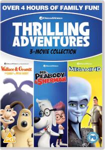 Thrilling Adventures - Triple Boxset