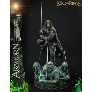 Prime 1 Studio Lord of the Rings Statue 1/4 Aragorn 76 cm
