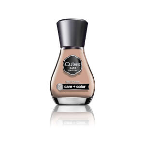 Cutex Care + Color Nail Polish - Tanned on the Sand 350