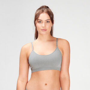 MP Women's Composure Seamless Bralette - Thunder