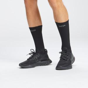 MP Unisex Agility Crew Socks - Black