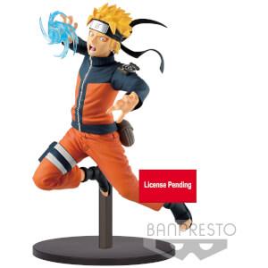 Banpresto Naruto Shippuden Vibration Stars-Gara & Uzumaki Naruto(B:Uzumaki Naruto) Figure