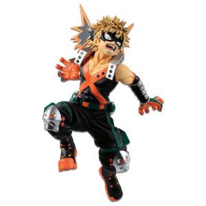 Banpresto My Hero Academia King of Artist-Katsuki Bakugo Figure